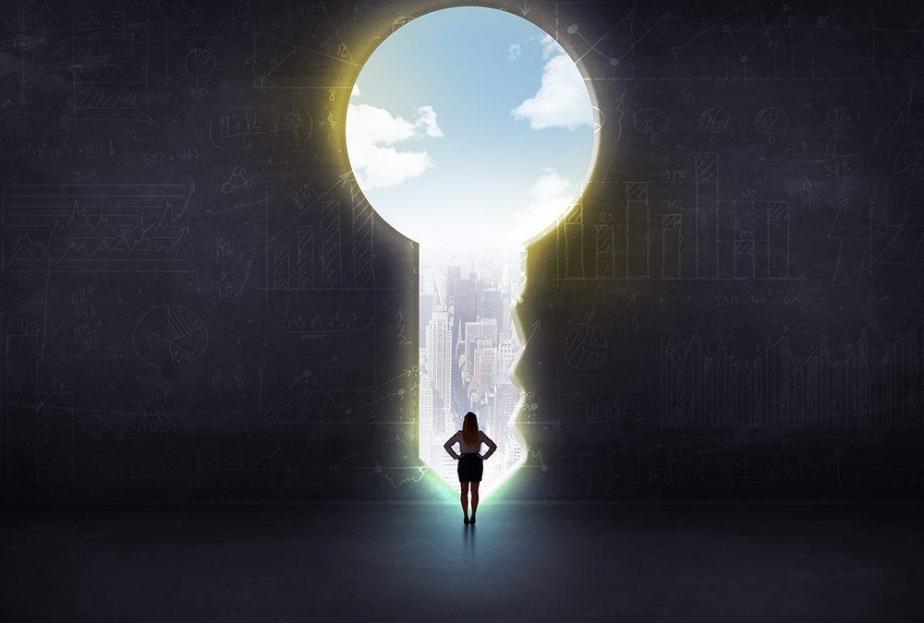 De sleutel tot persoonlijkegroei