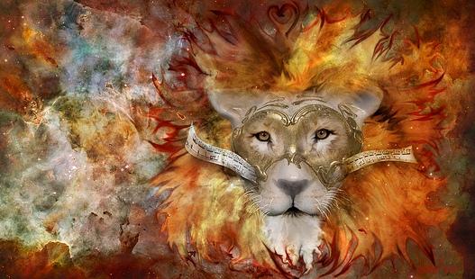 lion-star-art